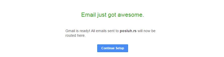 Možete li spojiti Gmail na izgled