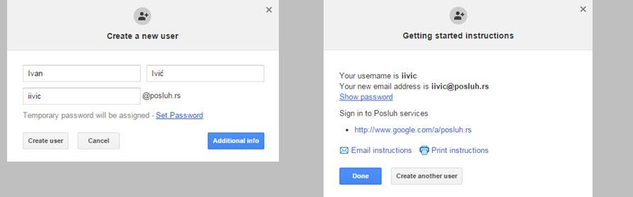 Google Apps vodič